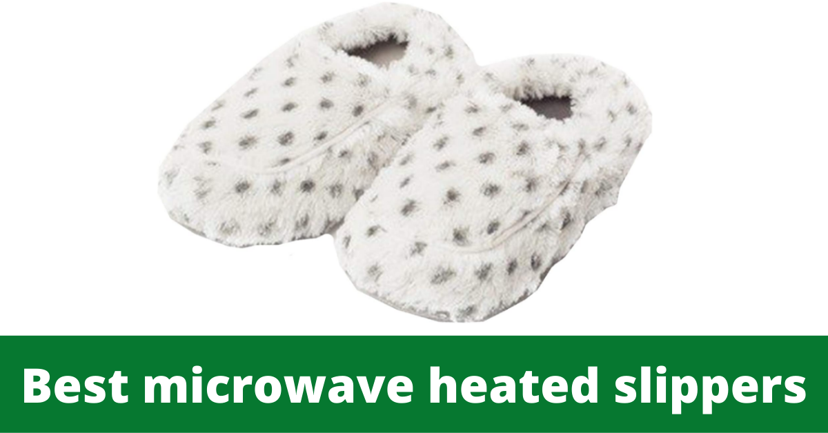 Best microwave heated slippers