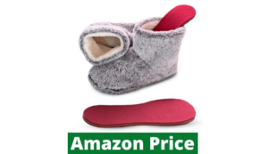 best microwave heated slippers for men