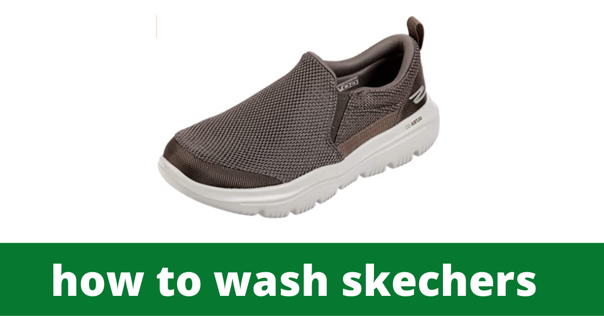 how to wash skechers